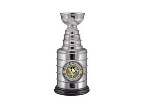 "Pittsburgh Penguins 2017 Stanley Cup Champions 8"" Replica Stanley Cup Trophy"