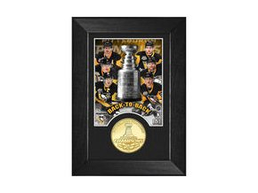 Pittsburgh Penguins Highland Mint 2017 Stanley Cup Champions M-Series Photomint