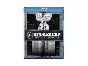 Set DVD a Blu-Ray Pittsburgh Penguins 2017 Stanley Cup Champions DVD/Blu-Ray