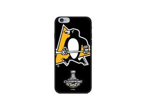 Obal na telefon Pittsburgh Penguins 2017 Stanley Cup Champions iPhone 6 Phone Case
