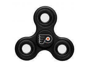 Fidget Spinner Philadelphia Flyers 3-Way