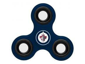 Fidget Spinner Winnipeg Jets 3-Way
