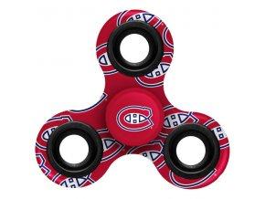 Fidget Spinner Montreal Canadiens 3-Way