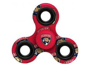 Fidget Spinner Florida Panthers 3-Way