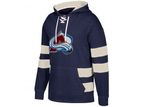 Mikina Colorado Avalanche 2017 CCM Jersey Pullover Hoodie