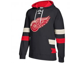 Mikina Detroit Red Wings 2017 CCM Jersey Pullover Hoodie