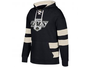 Mikina Los Angeles Kings 2017 CCM Jersey Pullover Hoodie Black