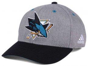 Kšiltovka San Jose Sharks 2Tone Adjustable