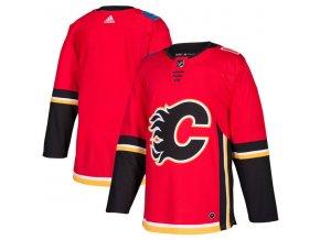 Dres Calgary Flames adizero Home Authentic Pro