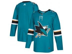 Dres San Jose Sharks adizero Home Authentic Pro