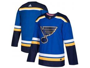 Dres St. Louis Blues adizero Home Authentic Pro