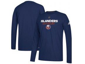 Tričko New York Islanders Authentic Ice Climalite Ultimate L/S