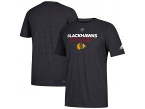 Tričko Chicago Blackhawks Authentic Ice Climalite Ultimate S/S