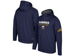 Mikina Buffalo Sabres Authentic Pro Player Pullover Hoodie