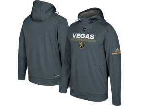 Mikina Vegas Golden Knights Authentic Pro Player Pullover Hoodie