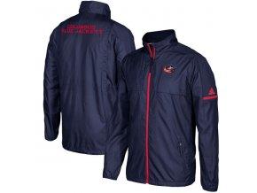 Bunda Columbus Blue Jackets Authentic Rink Full-Zip Jacket