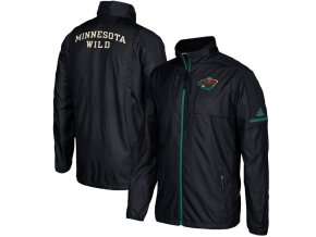 Bunda Minnesota Wild Authentic Rink Full-Zip Jacket