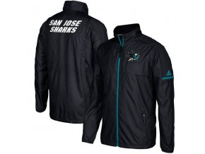 Bunda San Jose Sharks Authentic Rink Full-Zip Jacket