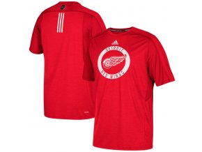Tričko Detroit Red Wings Authentic Training Climalite