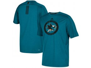 Tričko San Jose Sharks Authentic Training Climalite