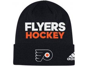 Zimní Čepice Philadelphia Flyers Locker Room 2017