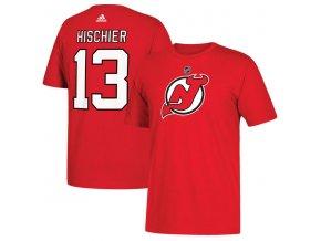 Tričko #13 Nico Hischier New Jersey Devils