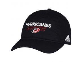 Kšiltovka Carolina Hurricanes On-Ice Adjustable