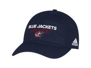 Kšiltovka Columbus Blue Jackets On-Ice Adjustable