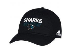 Kšiltovka San Jose Sharks On-Ice Adjustable