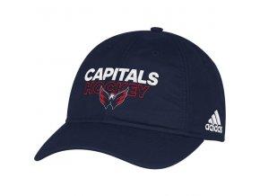 Kšiltovka Washington Capitals On-Ice Adjustable
