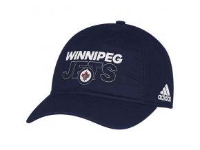 Kšiltovka Winnipeg Jets On-Ice Adjustable