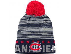 Kulich Montreal Canadiens Off Ice Cuffed Pom Knit