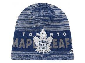 Zimní Čepice Toronto Maple Leafs On-Ice Knit Hat