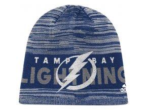 Zimní Čepice Tampa Bay Lightning On-Ice Knit Hat