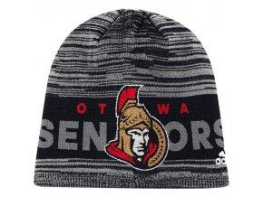 Zimní Čepice Ottawa Senators On-Ice Knit Hat