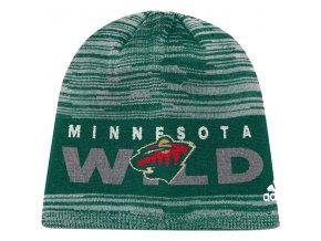 Zimní Čepice Minnesota Wild On-Ice Knit Hat