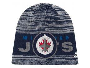 Zimní Čepice Winnipeg Jets On-Ice Knit Hat