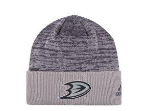 Zimní Čepice Anaheim Ducks Travel & Training Cuffed Knit