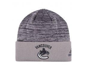 Zimní Čepice Vancouver Canucks Travel & Training Cuffed Knit