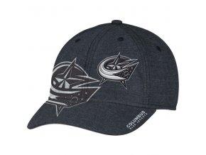 Kšiltovka Columbus Blue Jackets Travel & Training Flex Hat