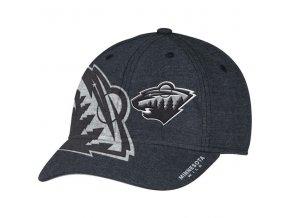 Kšiltovka Minnesota Wild Travel & Training Flex Hat