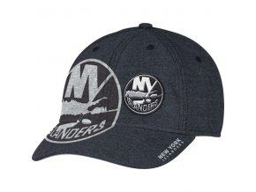 Kšiltovka New York Islanders Travel & Training Flex Hat