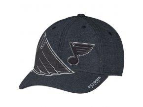 Kšiltovka St. Louis Blues Travel & Training Flex Hat