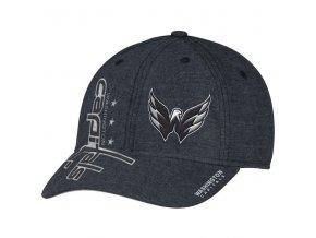 Kšiltovka Washington Capitals Travel & Training Flex Hat