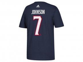 Tričko #7 Jack Johnson Columbus Blue Jackets