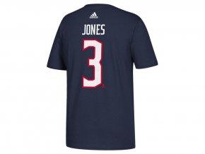 Tričko #3 Seth Jones Columbus Blue Jackets