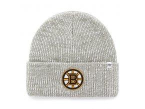 Zimní čepice Boston Bruins 47 Brand Freeze Cuff Knit