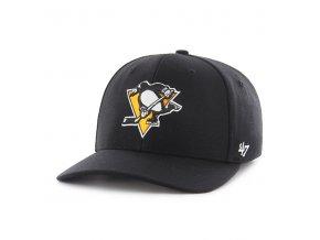 Kšiltovka Pittsburgh Penguins 47 Contender