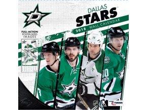 Kalendář Dallas Stars 2018 Team Wall