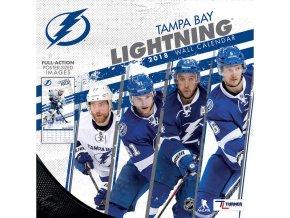 Kalendář Tampa Bay Lightning 2018 Team Wall